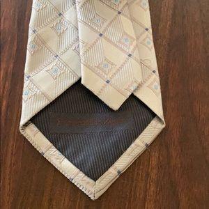 Ermenegildo Zegna Accessories - Men's ermenegildo zegna 100% silk tie